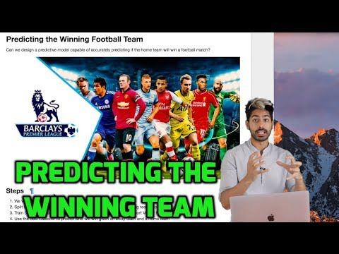 Predicting the Winning Team with Machine Learning – Howtoshtab – how