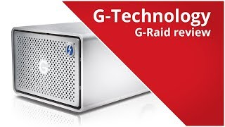 G-technology G-Raid Review
