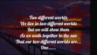 DON RONDO - TWO DIFFERENT WORLDS