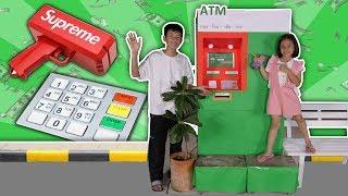 เรื่องวุ่นๆ จาก ตู้ ATM  สุดป่วน