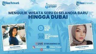 PRAMUGARI STORY: Mengulik Wisata Seru di Selandia Baru hingga Dubai