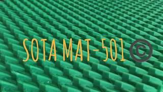 Анонс. Новый дражный ковёр «SOTA-501»  в апреле 2019г. Deepsees.