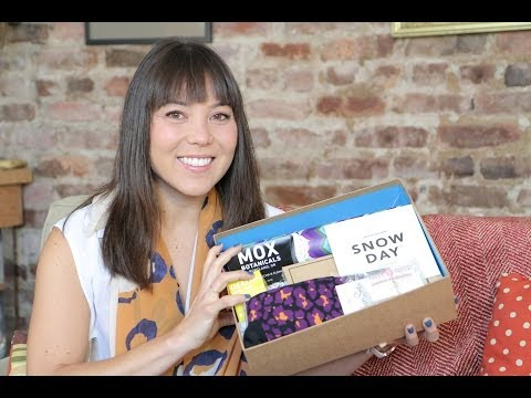 Unboxing! Limited Edition Birchbox Home: Snow Day
