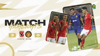 CAF CL | Demi finale retour : Al Ahly SC 3 – 0 ES Tunis