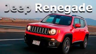 Jeep Renegade - Atractivo diseño lleno de historia | Autocosmos