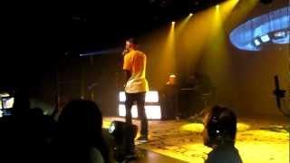 Frank Ocean (July 14, 2012) SWEET LIFE - Commodore Ballroom (Vancouver, BC)