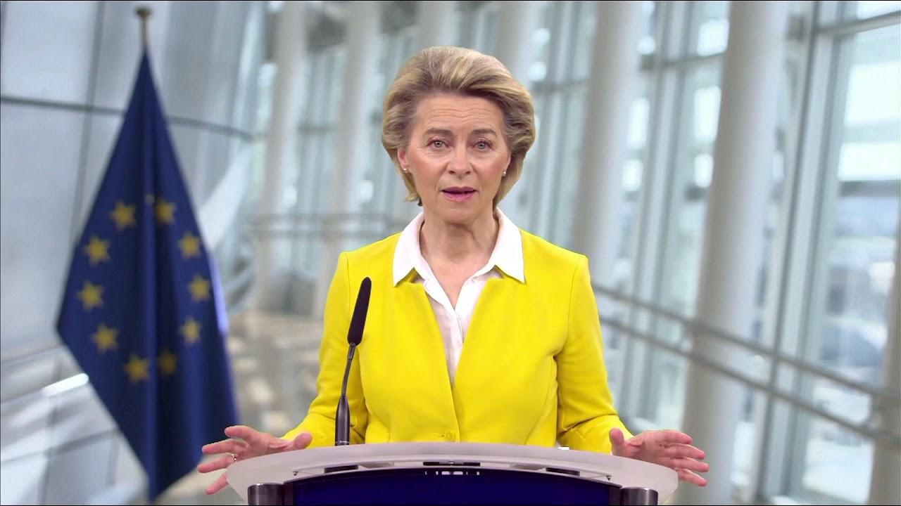 Παγκόσμια διάσκεψη κορυφής για την υγεία | Πρόεδρος ΕΕ κ. φον ντερ Λάιεν