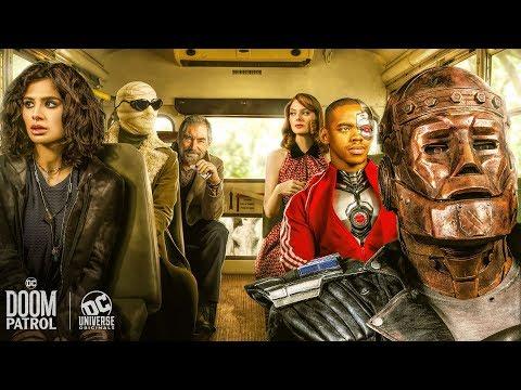 DC宇宙最怪異的一群英雄!《末日巡邏隊》加長版預告