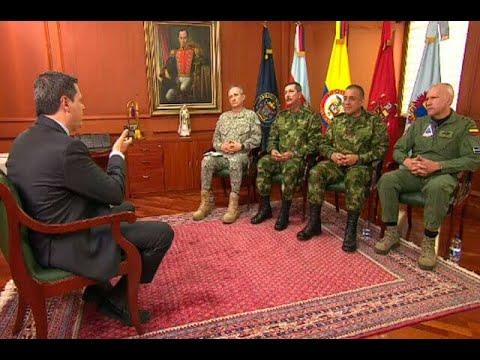 Cúpula Militar habla que estamos listos ante amenazas bélicas como la de Venezuela