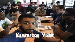 DRAGON BALL Z CONVENTION! Kamehacon Vlogs