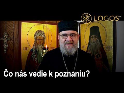 OTCOVIA PÚŠTE (389) Sv. Izák Sýrsky - Pozornosť vedie k poznaniu