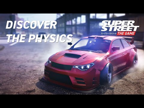 Super Street: The Game -  Physics Gameplay Video thumbnail