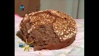 Всей семьей учимся печь хлеб на закваске. Мастер класс для детей и родителей