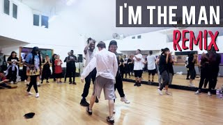 50 Cent ft. Chris Brown - I'm The Man (Remix) | David Cottle Choreography