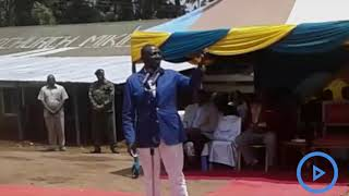 DP Ruto tells off the opposition insisting that he is doing his