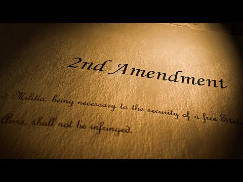 Dissecting the REAL Issue with the 2nd Amendment