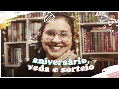 ANIVERSÁRIO, VEDA MEIO A MEIO E SORTEIO | Abdução Literária