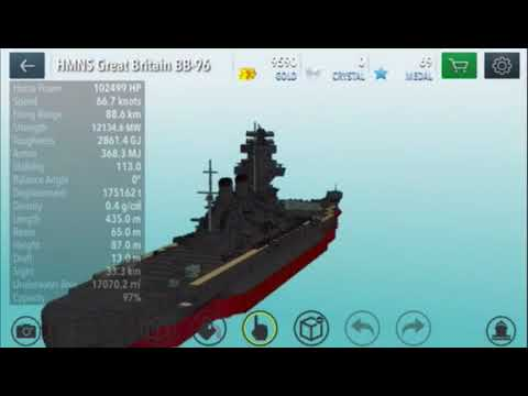 Warship Craft - Torpedo Bulges + AA Defense Showcase