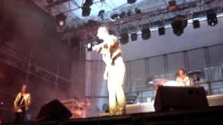 The Ark - Kolla Kolla, Tell me this night is over på Linköpings Stadsfest 21/8 2010