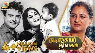 Gambar cover Gemini and Savithri - Who did what mistake : Vijaya Chamundeswari Interview