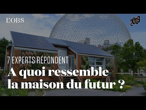 Smart, écolo, partagée... A quoi ressemble la maison du futur ?