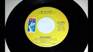Mr  Big Stuff , Jean Knight , 1971 Vinyl 45RPM