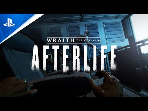 Discover why even the dead are terrified in Wraith: The Oblivion – Afterlife