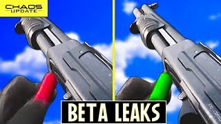 Modern Warfare BETA Leaks...