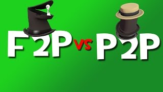 TF2 - Free To Play VS Pay To Play