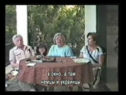 Рассказ Ирены Якира (Зенталь) о своей семье и спасении 12 евреев. Мирьям Друх (Якира) говорит о своей приемной матери Ирене Якира