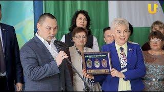 """Новости UTV. В Салавате прошел спортивный фестиваль """"Молодость нации"""""""