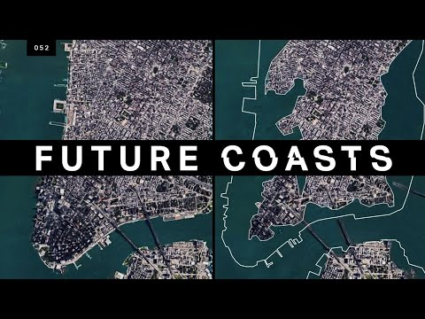 This is what sea level rise will do to coastal cities