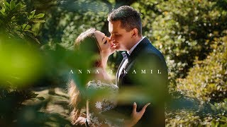 Anna i Kamil teledysk ślubny