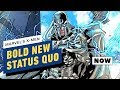 Marvel's X-Men Now Have a Bold New Status Quo - IGN Now