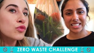We Tried The Zero Waste Lifestyle For A Week 🗑️♻️