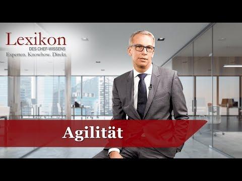 Lexikon des Chefwissens: Agilität (Grundlagen Management) - Die Deutsche Wirtschaft