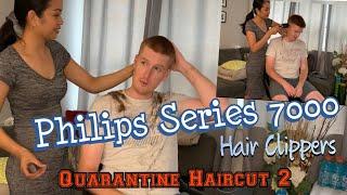 Philips Series 7000 Hair Clippers || 2nd Quarantine Haircut || The Kayumanggi