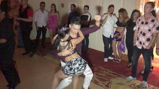 GABRIEL & LETICIA BACHATA DANCE  ME EMBORRACHARE AT LAS VEGAS SALSA CONGRESS 2017