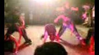 Back in the loop-maximum intensity dancers