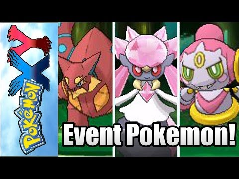 comment trouver volcanion dans pokemon x et y