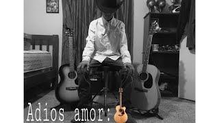 How To Play Adios Amor (english)