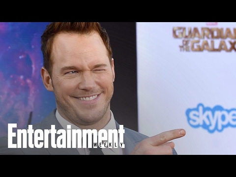 Chris Pratt Describes The Problem With 'Suicide Squad' | News Flash | Entertainment Weekly