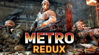 Ждём Metro Exodus - Прохождение Metro Last Light Redux - Часть 4