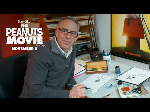 Peanuts Featurette 'How to Draw Charlie Brown'