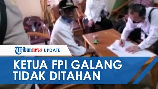 Ditangkap Gara-gara Unggah Foto Megawati Gendong Jokowi, Ketua FPI Galang Tak Ditahan