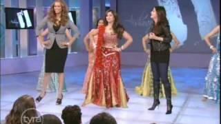 Тайра Бэнкс, Тайра и Розовая пантера 2 Актрисы Айшварии Рай Лирн болливудский Танец