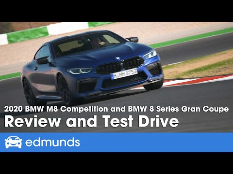 External Review Video 6tnAMSkUnNM for BMW 8 Series Coupe (G15)