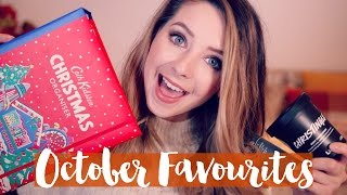 October Favourites | Zoella