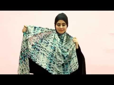 Video Tutorial Cara Memakai Jilbab Simple dan Elegant Ala Risty Tagor