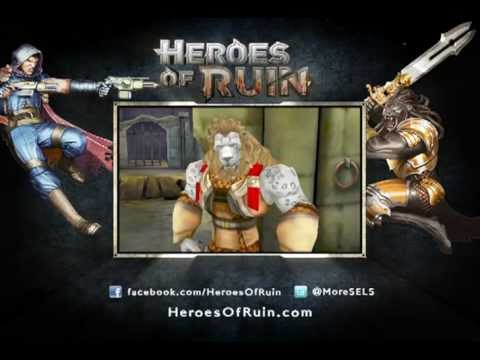 This Is How You Play Heroes Of Ruin For The 3DS
